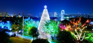 クリスマスパーティー メリ☆クリ デックス東京ビーチ お台場イルミネーション YAKKEI